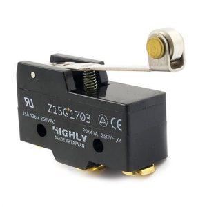 Unsealed Appliance Grade Limit Switch